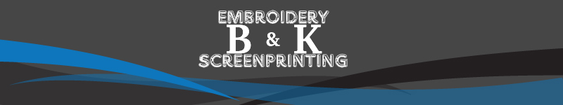 B & K Embroidery and Screenprinting